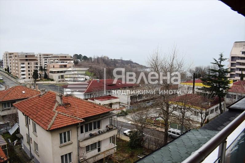 панорама от балкона