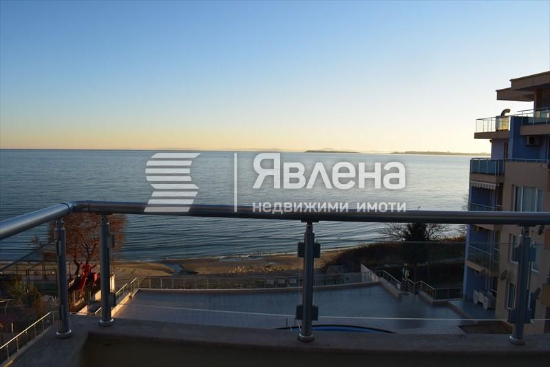 Гледка море